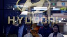 Hyundai Motor shares slide following U.S. probe of air bag failures