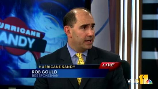 BGE: Sandy could be worse than Isabel, Irene
