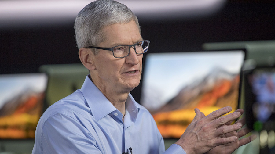 Lawmakers Slam Apple for 'Censorship' of Apps at China's Behest