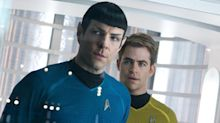 See Zachary Quinto Becoming Spock for 'Star Trek 3'