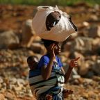 Cholera cases reported as hunger, disease stalk African cyclone survivors