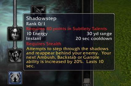BC beta changes for rogues