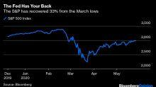Jamie Dimon Captures the Stock Market Moment