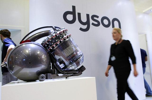 Dyson loses fight to change EU power efficiency label laws