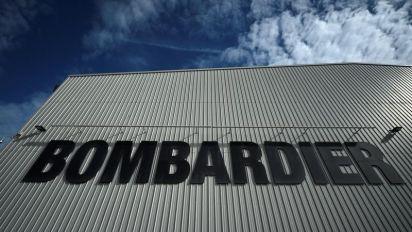 Bombardier forecasts 2018 revenue below estimates
