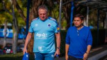 Itair adota silêncio para não deixar missão do Cruzeiro ainda mais difícil