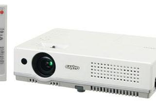 """Sanyo brings """"smallest and lightest"""" XGA projector to these shores"""