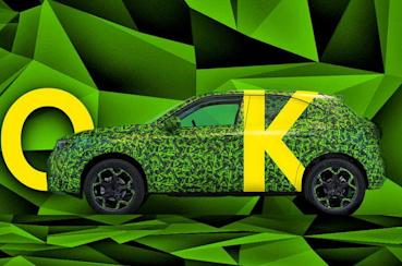 Peugeot 2008的攣生兄弟,二代Opel Mokka預計年底推出!