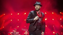Justin Timberlake is officially the Super Bowl LII halftime show