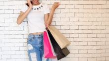 Feeling down? Retail therapy may cheer you up