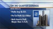 Big 3 reporting 3rd quarter earnings.