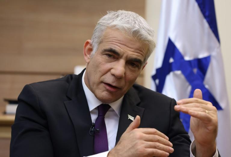 Netanyahu will not talk to Palestinians: opposition chief