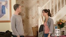 Corrie's Nick Tilsley hides a secret in 26 new pictures