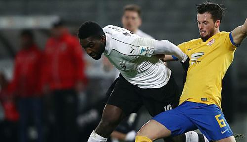 2. Liga: SV Sandhausen: Sukuta-Pasu zurück im Training