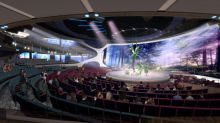 Entertainment With An Edge: Celebrity Cruises Unveils Its Most Technologically Advanced Theater And Revolutionary Entertainment