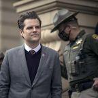 'Matt Gaetz needs to resign,' says Republican Rep. Adam Kinzinger