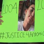 Arizona police release body camera video of deadly shooting of a 14-year-old boy