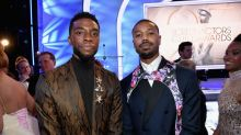 Michael B. Jordan's touching tribute to 'big brother' Chadwick Boseman: 'You paved the way for me'