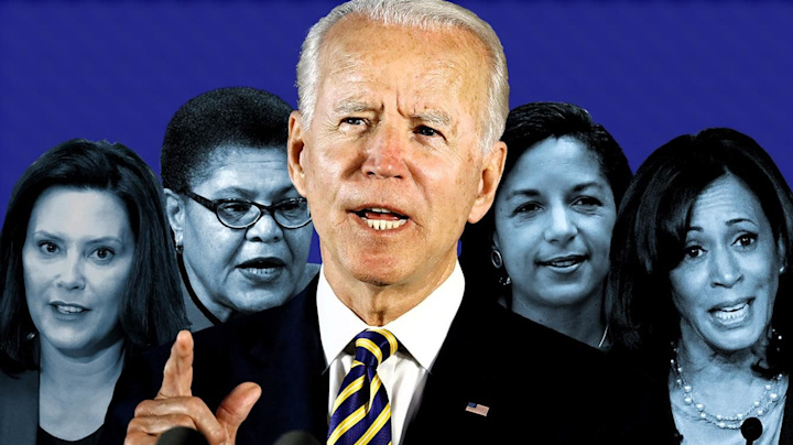 Black leaders, celebs to Biden: Pick a Black woman