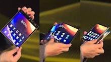 Royole's next foldable phone is much better at bending
