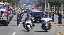 Firefighter who died in blaze was on elite Hotshot crew
