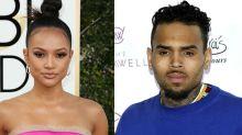 Chris Brown's ex Karrueche Tran files restraining order against him
