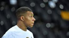 France striker Mbappe tests positive for virus