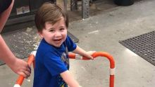 Americans outraged over praise of little boy's DIY walker: 'This is not awesome...It's a failure of our healthcare'