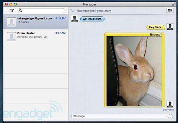 Apple pulling the plug on Messages beta for OS X Lion on December 14th
