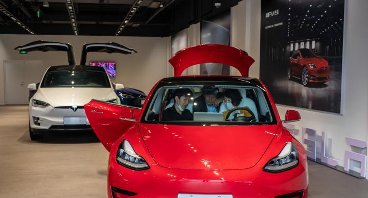 Tesla拒向拼多多團購車主交付Model 3