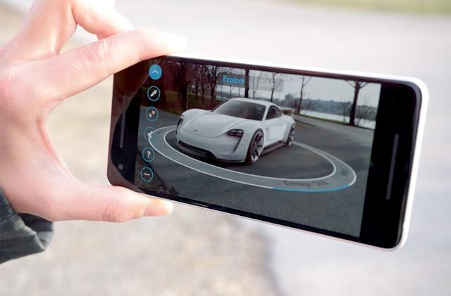 Android's official augmented reality toolkit is available to the public