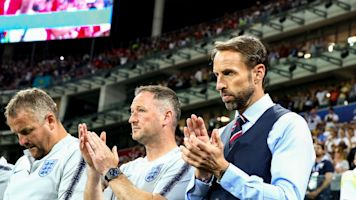 Southgate defends call not to acclimatise England stars