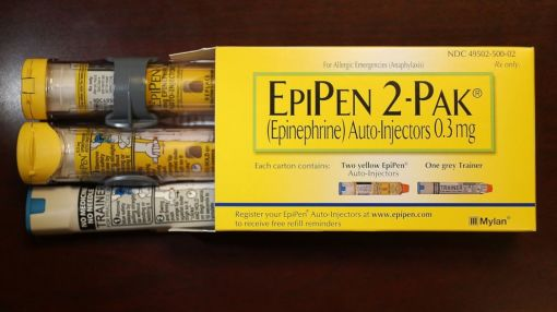 Allergists Warn Against Using 'DIY EpiPen'