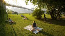 Neue Social Distancing Idee aus New York: Pod Partys