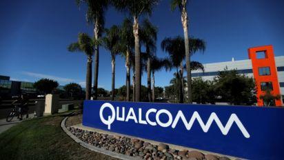 Qualcomm's quarterly profit falls 51.5%