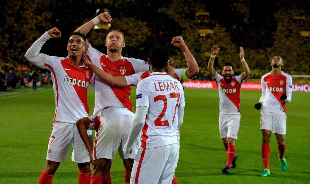 Dortmund-Monaco: l'ASM fait un pas vers les demies (en grande partie grâce à Mbappé)