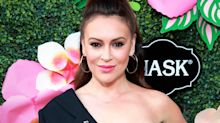 Alyssa Milano Drops $10 Million Legal Battle Against Ex-Business Managers