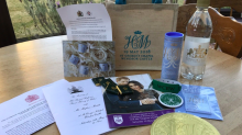 Royal wedding guests are selling their goodie bags for more than £400 online