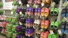 Crocs to cut production in China, citing Trump's tariff threat