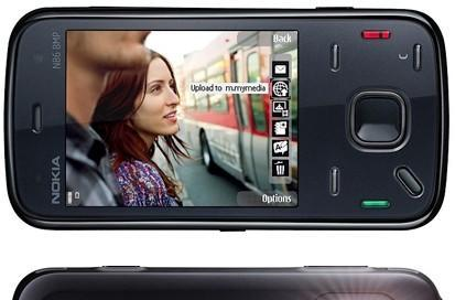 Nokia's N86 8MP now shipping worldwide