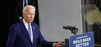 Why Biden keeps missing his own VP deadlines