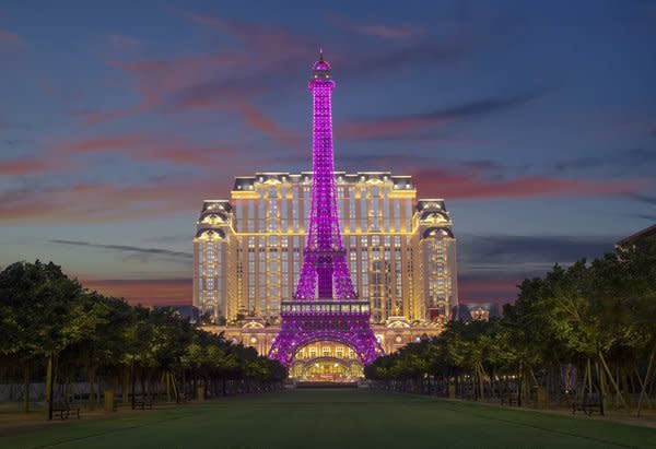 The Parisian Macao Achieves LEED Silver Certification for Its Environmental Sustainability