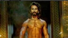 Shahid Kapoor shares a cryptic message after Padmavati's trailer launch: Still waters run deep