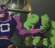 The Cavs took the court to the Monstars theme song, then lost ... just like the Monstars