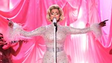 Singer says no designer will dress her for the Grammys because she's 'too big'
