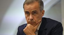Mark Carney will be Bank of England governor until 2020