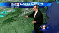 Warming trend coming to the Triad