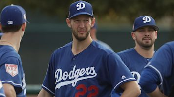 Dodgers shut down ace Clayton Kershaw