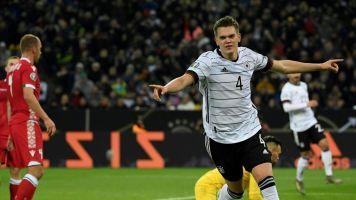 DFB-Team löst EM-Ticket - Ginter glänzt mit Hackentor