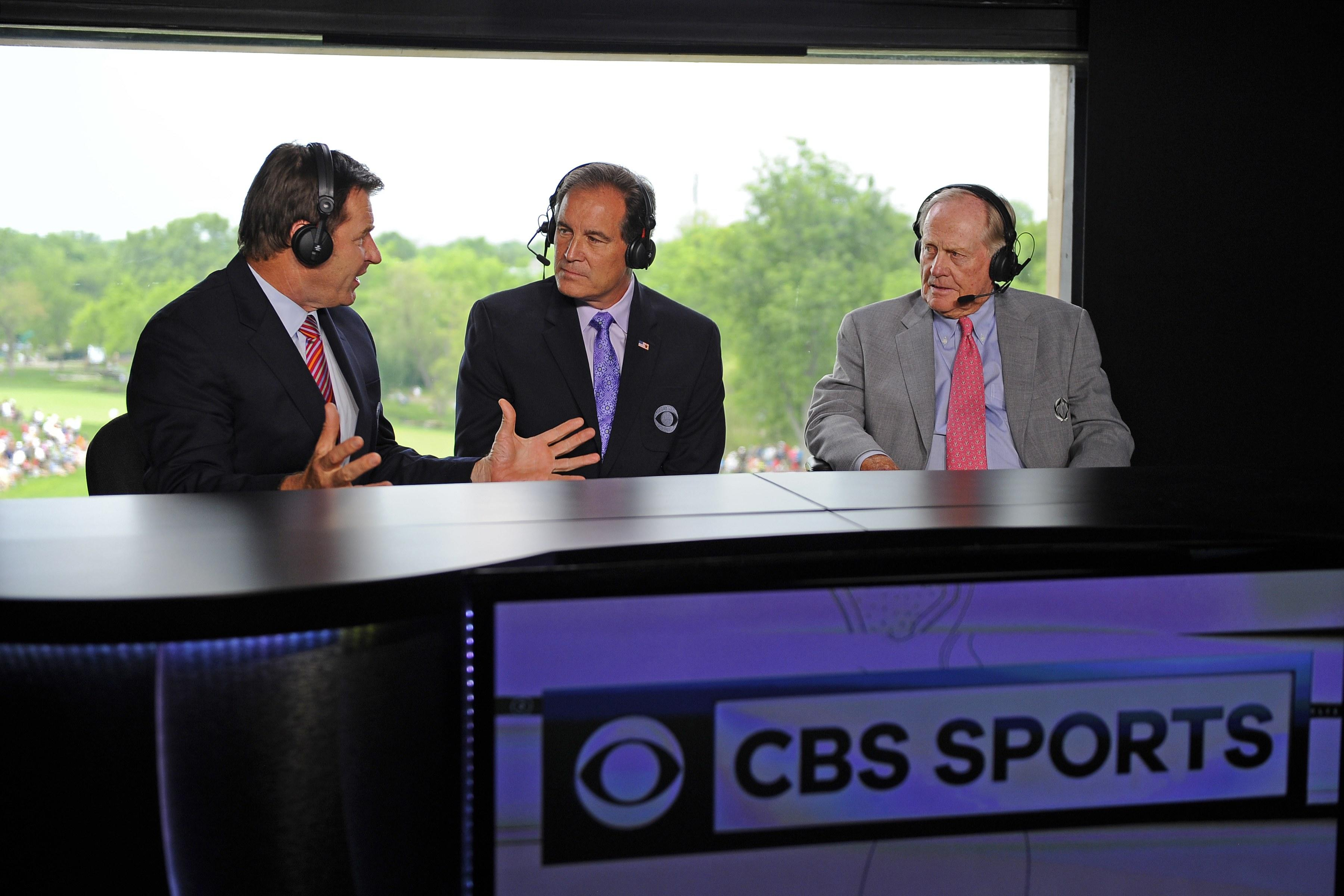 the cbs golf crew on what you don u0026 39 t see on tv  handling